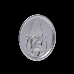 Aluminum Pull Tab Pourable End - 211 Diameter