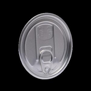Aluminum Pull Top DoubleSafe End - 211 diameter