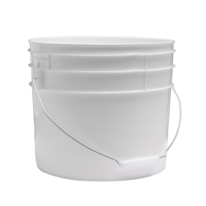 3 gallon pail natural handle