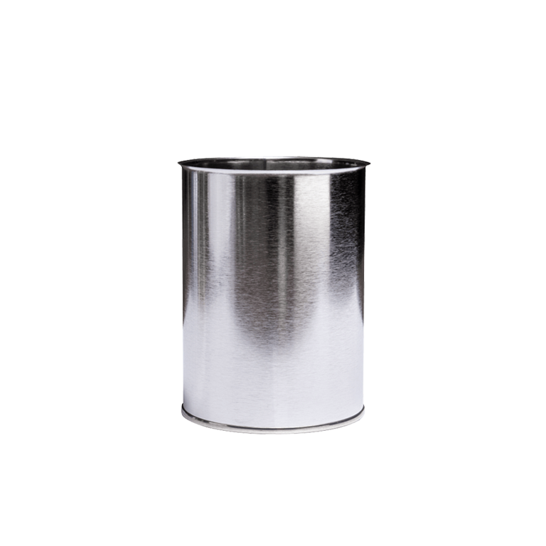 307 Diameter Metal Can