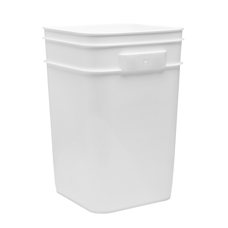 4 1/4 Gallon Square Pail