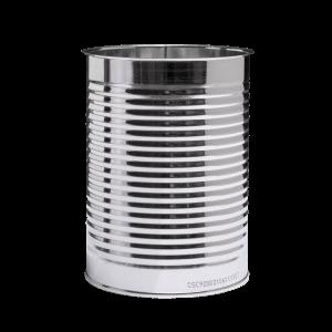 401x508 plain metal can
