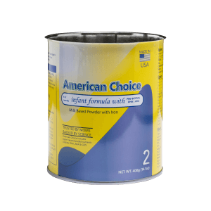 404x414 p1 printed metal can American Choice