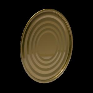 Sanitary Style Gold BPA-NI Coated End