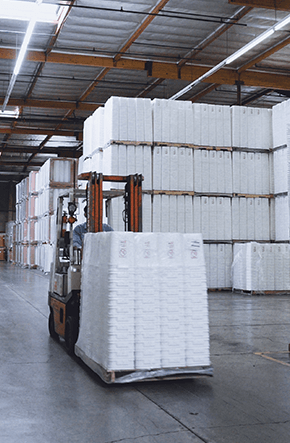 container supply warehouse