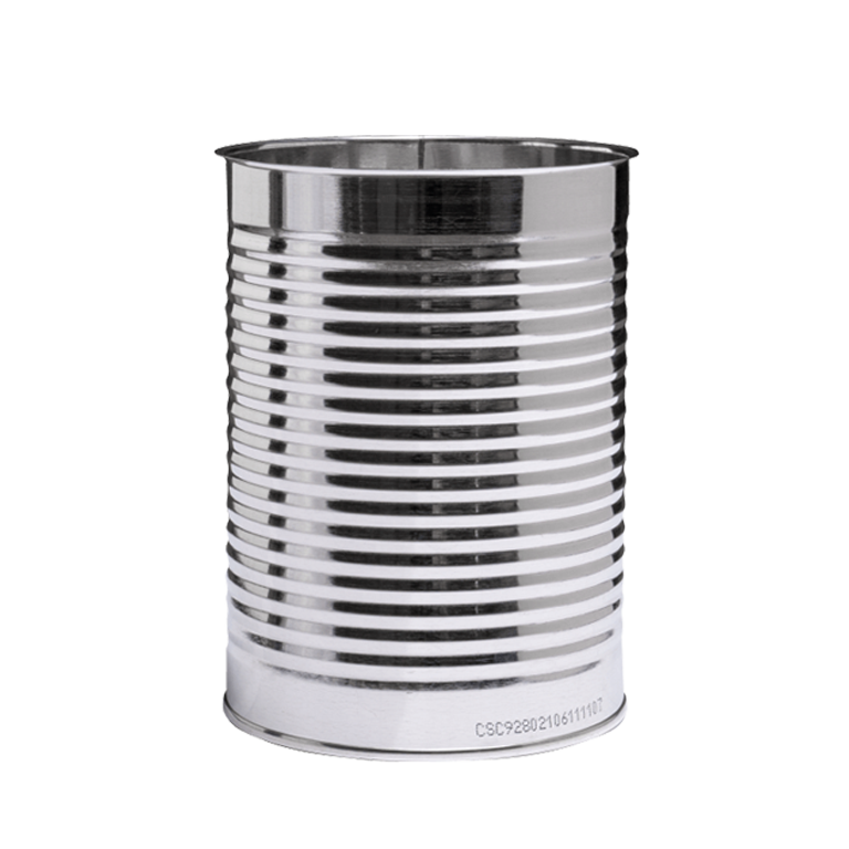 401 Diameter Metal Can