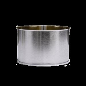 502 Diameter Metal Can