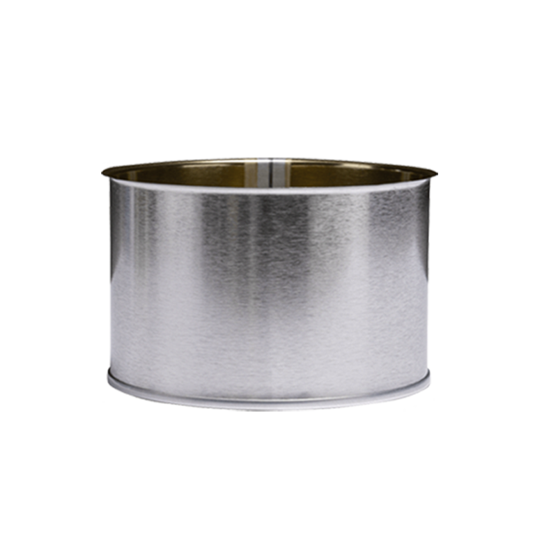 502 Diameter Metal Can