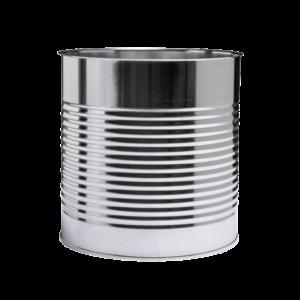 603 Diameter & #10 Metal Can